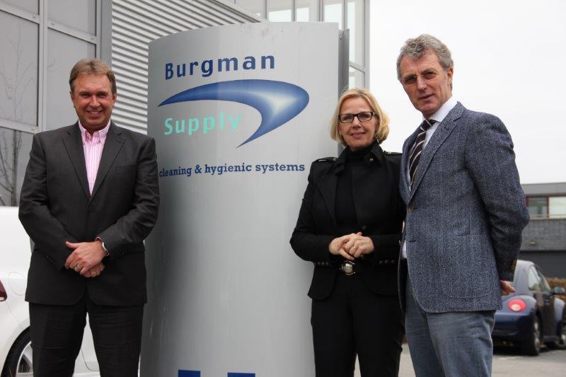 Burgman Supply - foto Schoonmaakjournaal