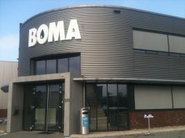 BOMA - pand