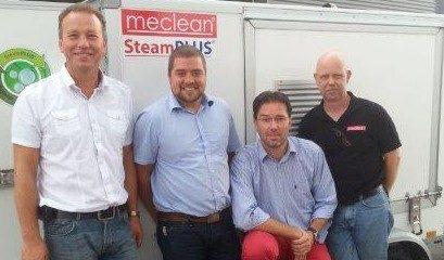 Meclean - verkoopteam