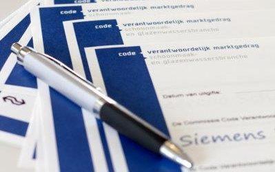 code ondertekening 8 november 2013