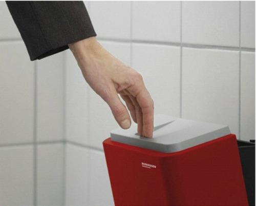 Berendsen Dames Hygienebox Mini Soft Close