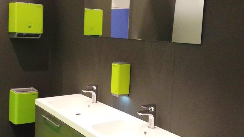 Berendsen Intelligent Washroom Vakbeurs 1