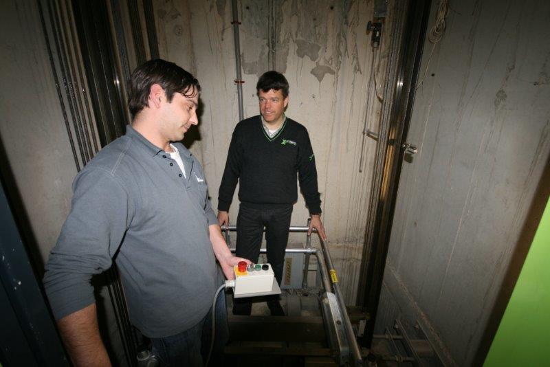 Liftinstituut Foto 2 veilig werken training