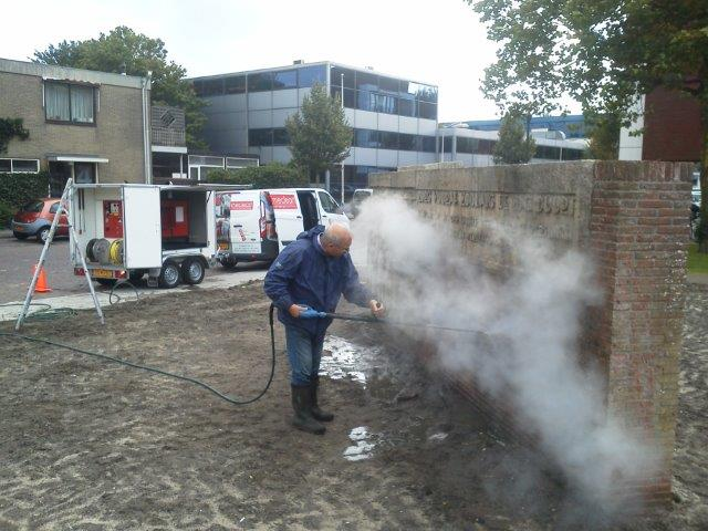 Meclean - SteamPLUS monument heemstedes