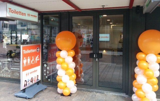 Vendor Washrooms Almere