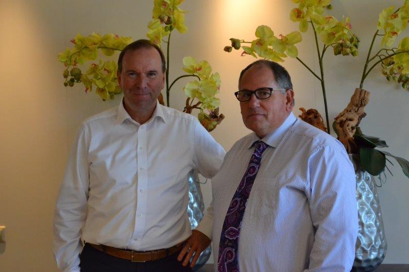 Dolmans - Berthil Dolmans en Ronald Boesjes
