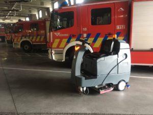ICE Benelux Brandweer Antwerpen
