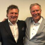 """Rob Boele en Frank Laurentius over aanstaande Schoonmaakgolfdag: """"Bijzonder branche-evenement"""""""