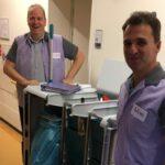 Blog: Hoe schoonmakers patiënten helpen herstellen…