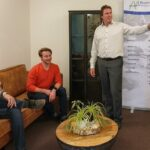 Huiskamer AaRiverside op Schoonmaak Vakdagen symbool voor toegankelijke automatisering
